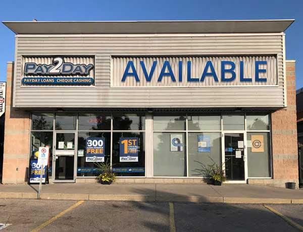 Brampton - 2456 Queen Street East