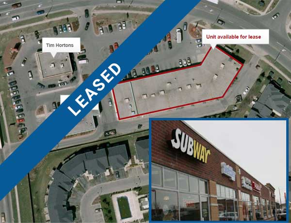 Cambridge - 95 Saginaw Parkway - LEASED