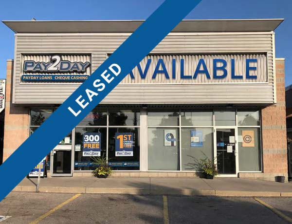 Brampton - 2456 Queen Street East - Leased