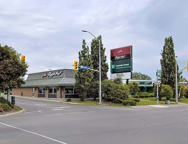 Street view of Welland - 841 Niagara Street