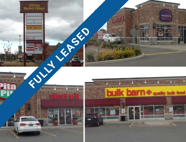 Alliston - Young Street - Leased