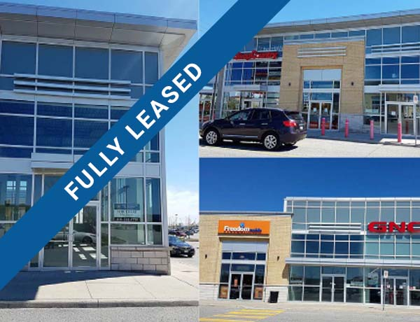 Scarborough Markham and Steeles - Fully Leased